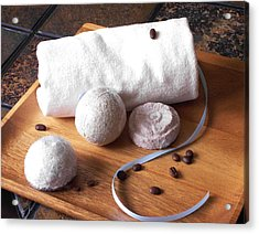 Bath Bombs Acrylic Print