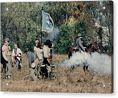 Battle Of Franklin - 3 Acrylic Print