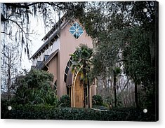 Baughman Center  Acrylic Print