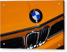 Bavarian Auto Werkes Acrylic Print