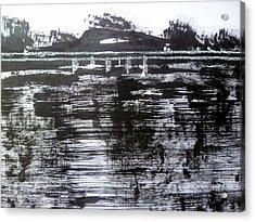 Bay Blues 099 Acrylic Print