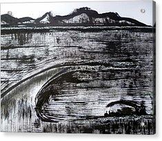 Bay Blues 159 Acrylic Print