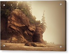 Bay Of Fundy Acrylic Print