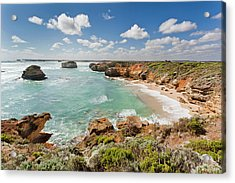 Bay Of Martyrs With Bay Of Islands Acrylic Print