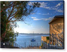 Bay View Day Acrylic Print
