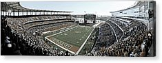 Baylor Gameday No 4 Acrylic Print by Stephen Stookey