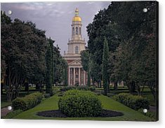 Baylor University Icon Acrylic Print