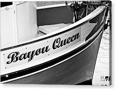 Bayou Queen Acrylic Print by Scott Pellegrin