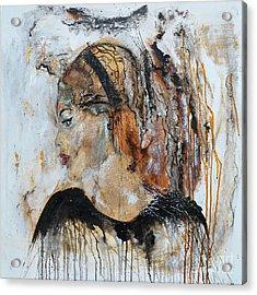 B.b. Acrylic Print by Ismeta Gruenwald