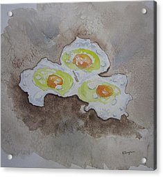 Breakfast Anyone Acrylic Print