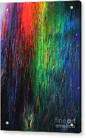 Acrylic Print featuring the painting Be As Thou Art by Jeanette French
