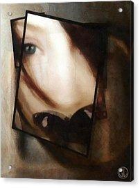 Be Silent Acrylic Print