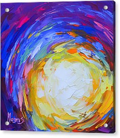 Be Thou My Vision Acrylic Print by Mike Moyers