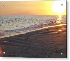 Beach #5 Acrylic Print