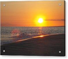 Beach #8 Acrylic Print