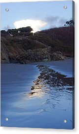 Acrylic Print featuring the photograph Beach Access by Adria Trail