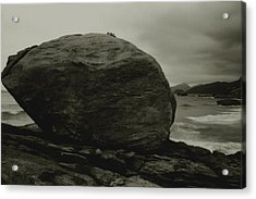 Acrylic Print featuring the photograph Beach by Amarildo Correa