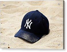 Beach Cap Acrylic Print