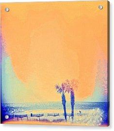 Beach Dream Acrylic Print