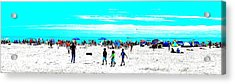 Beach Fun 3 Acrylic Print