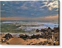 Beach Landscape Acrylic Print