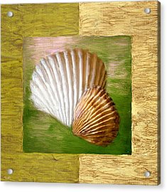 Beach Memoirs Acrylic Print by Lourry Legarde
