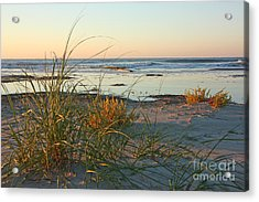 Beach Morning Acrylic Print