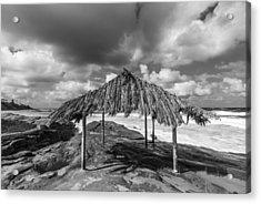 Brilliant Beach Shack Acrylic Print
