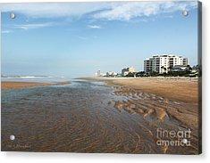 Beach Vista Acrylic Print