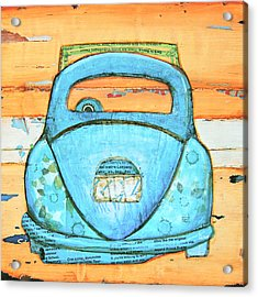 Beachbound Acrylic Print