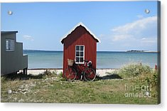 Beachhouse3 Acrylic Print