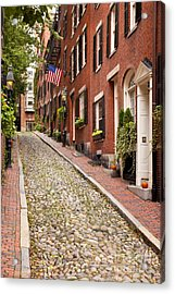 Beacon Hill Acrylic Print
