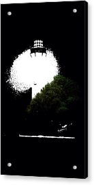 Acrylic Print featuring the digital art Beacon Of Light by Anthony Fishburne