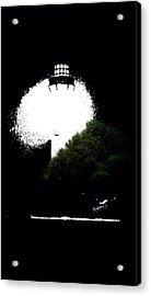 Beacon Of Light Acrylic Print by Anthony Fishburne