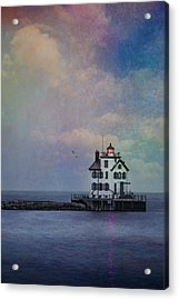 Beacon Of Light Acrylic Print