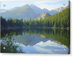Bear Lake Colorado Acrylic Print