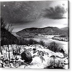 Bear Mountain  New York Acrylic Print