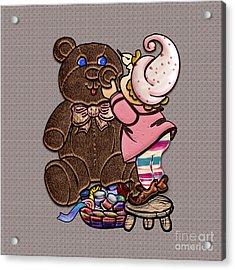 Bear Repair II Acrylic Print