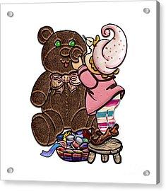 Bear Repair Shop Acrylic Print