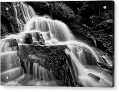 Bearcamp River Cascades- Beede Falls Acrylic Print