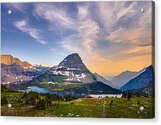 Bearhat Mountain Acrylic Print