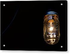 Bearing The Light Acrylic Print by Randy Bayne