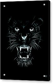 Beast Acrylic Print