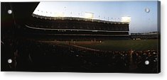 Yankee Stadium Acrylic Print by Retro Images Archive