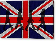 Beatles Abbey Road  Acrylic Print