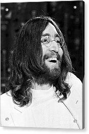 Beatles John Lennon 1969 Acrylic Print