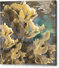 Beau Acrylic Print by Yanni Theodorou