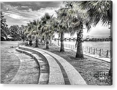 Beaufort Sc Water Front Park Acrylic Print