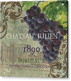 Beaujolais Nouveau 2 Acrylic Print