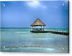 Beautiful Belize Acrylic Print